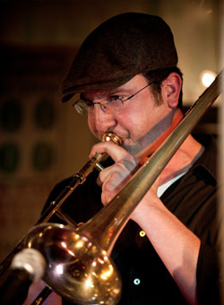 Kevin  Hyde - Trombone, Vocals