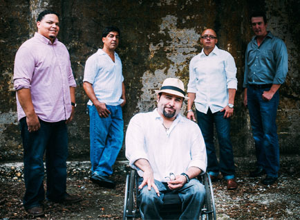 Willie Ziavino & C.O.T. Band- Latin Music Band